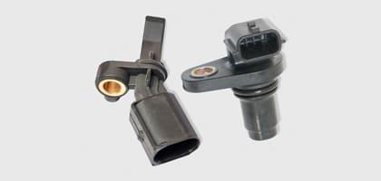 crankshaft and camshaft sensors