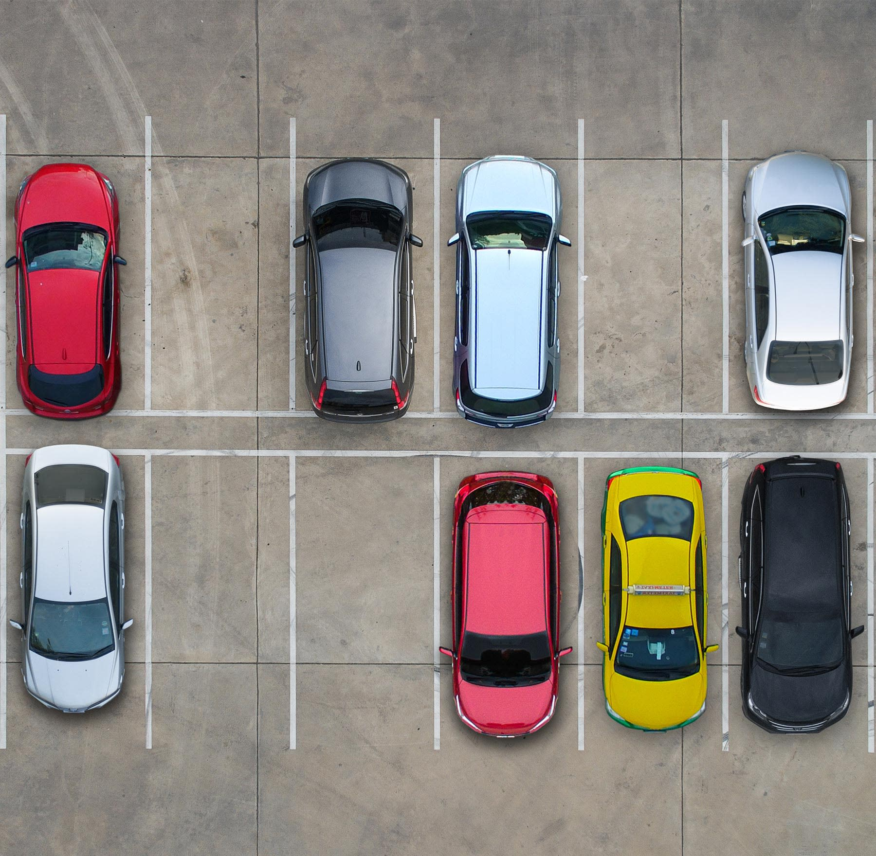 proper parking