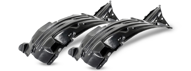 $25 OFF Fender Liners
