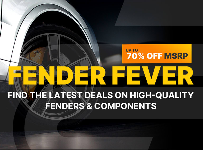 Fix Up Your Ride With the Right Fender Parts