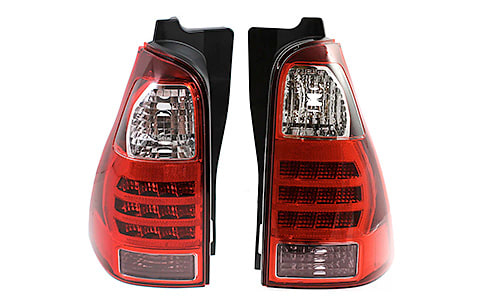Driver and Passenger Tail Light