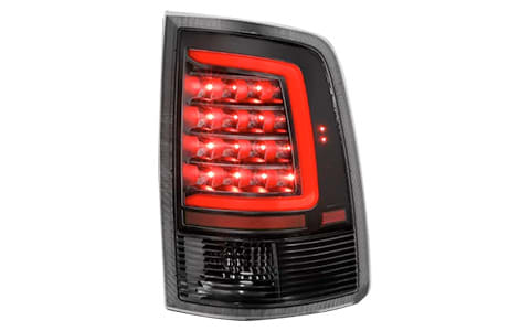 Dodge Ram 1500 Tail Light