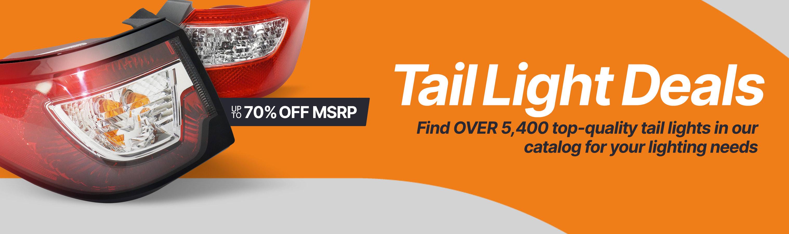 Tail Light Deals