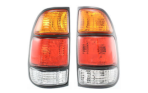 Incandescent Tail Light