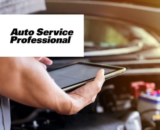 auto service professional