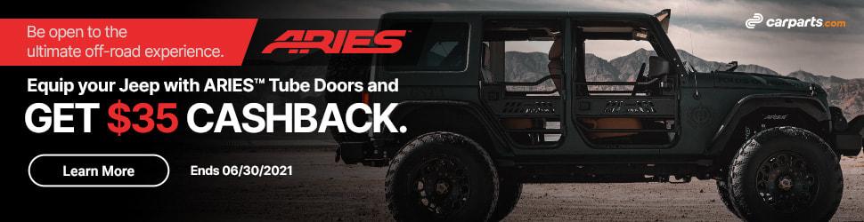 aries tube doors