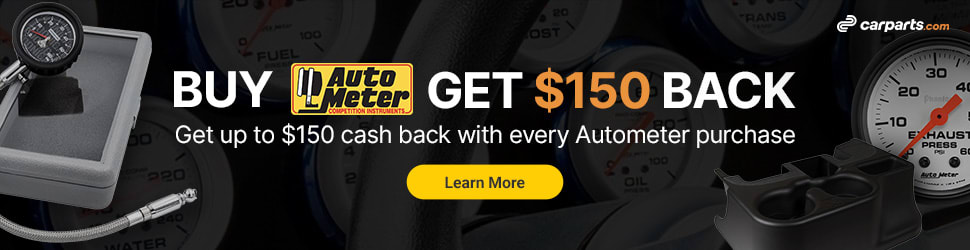 autometer cash back