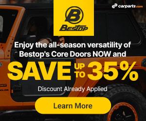 bestop core doors