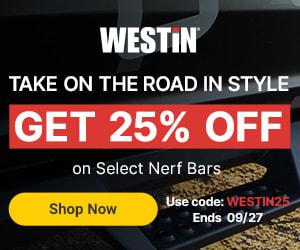 westin nerf bars