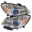 Headlights, Components & Accessories