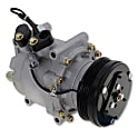 Jeep CJ6 A/C Compressor