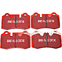 Mercury Milan Brake Pad Set