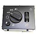 Jeep Universal Dimmer Switch
