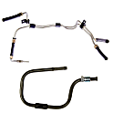 Jeep 6-230 Oil Cooler Line