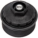 BMW M340i xDrive Oil Filter Cover