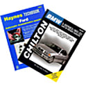 Ford E-200 Econoline Repair Manual