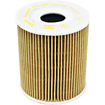 041-0811 Oil Filter - Cartridge, Direct Fit, Sold individually
