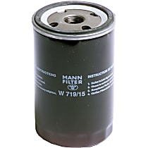 041-8140 Oil Filter - Canister, Direct Fit, Sold individually