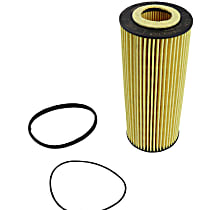 041-8189 Oil Filter - Cartridge, Direct Fit, Sold individually