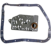 044-0246 Automatic Transmission Filter - Direct Fit, Kit
