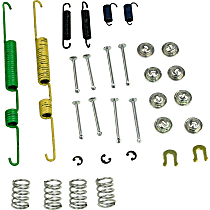 Beck Arnley 084-1373 Brake Hardware Kit - Direct Fit, Kit