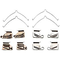 084-1414 Brake Hardware Kit - Direct Fit, Kit