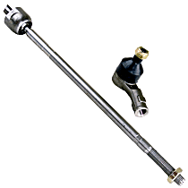 Tie Rod Assembly - Front, Passenger Side, Sold individually