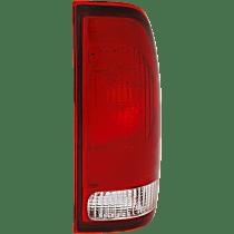 Tail Light - Passenger Side, Extended Cab (Super Cab)/Standard Cab (Regular Cab) Pickup, CAPA Certified
