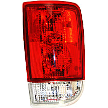 Tail Light - Passenger Side