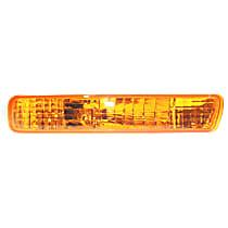 Passenger Side Turn Signal Light, With bulb(s)