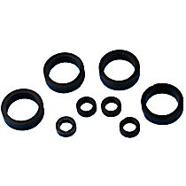 Fuel Injector O-Ring - Direct Fit, Set of 8