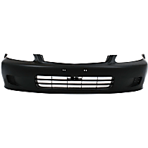 Bumper Cover - Front, 1 Piece, Primed, For Canada, Japan or US Built Models
