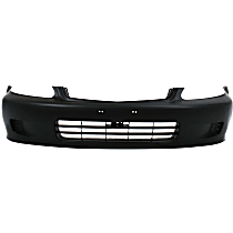 Front Bumper Cover, Primed