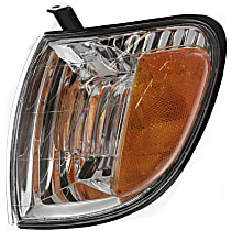 Driver Side Turn Signal Light, With bulb(s) - Regular/Access Cab, With Prod Date Up to 8/2004