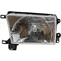 Headlight - Driver Side, With Bulb(s)