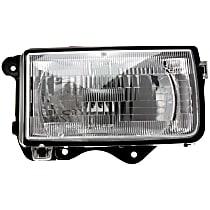 Headlight Headlamp RH Right Passenger Side for 03-04 Isuzu Rodeo
