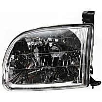 Driver Side Headlight, With bulb(s) - 00-04 Tundra (Regular/Access Cab Model)