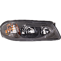 Passenger Side Headlight, With bulb(s) - 00-04 Impala (Production date up to 2-05-04)