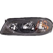 Driver Side Headlight, With bulb(s) - 00-04 Impala (Production date up to 2-05-04)