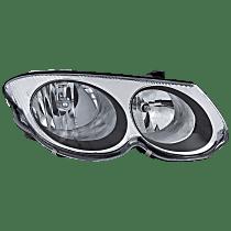 Headlight - Passenger Side, With Bulb(s)