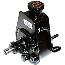 33001907 Power Steering Pump - Without Pulley, With Reservoir
