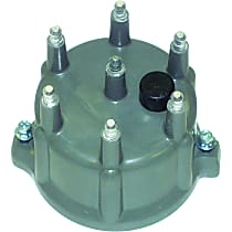 Crown 33004024 Distributor Cap - Gray, Direct Fit, Sold individually