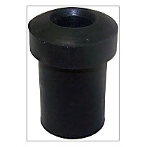 4228564 Leaf Spring Bushing - Black, Rubber, Direct Fit, Sold individually