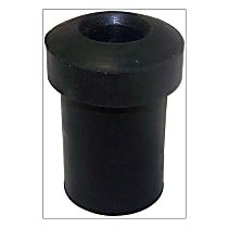 Crown 4228564 Leaf Spring Bushing - Black, Rubber, Direct Fit, Sold individually