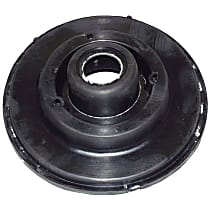 Shock Bushing - Black, Metal and Rubber, Direct Fit, Sold individually