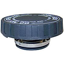 Crown Radiator Cap - 4596198 - Round, 16 lbs., Black, Steel, Sold individually