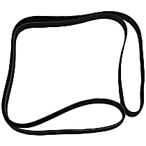 4612277 Serpentine Belt - Serpentine belt, Direct Fit, Sold individually