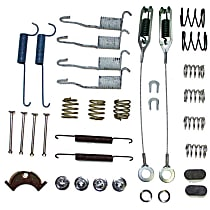 4636779 Brake Hardware Kit - Direct Fit, Set of 2