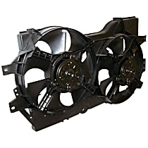 4682624 OE Replacement Radiator Fan