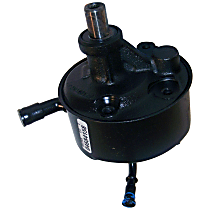 4684158 Power Steering Pump - Without Pulley, With Reservoir